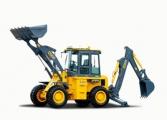 徐工WZ30-25挖掘装载机