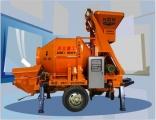 尤尼克XBS系列细石搅拌拖泵