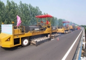 森远SY4500型沥青路面热再生重铺机组