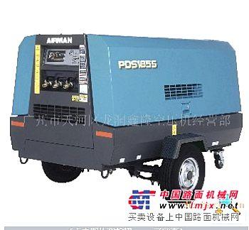 出租日本PDS185S柴油移动式压缩机