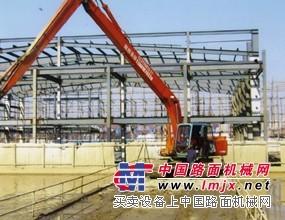 长臂挖掘机/钢板桩/拉森桩/履带吊/振动锤