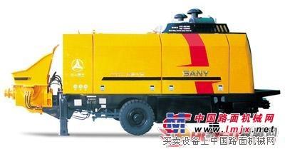 辽宁省沈阳市出租混凝土输送泵拖泵泵车搅拌站