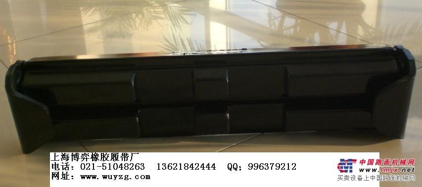 神钢SK100橡胶板,神钢SK100橡胶履带板