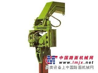供应YZC液压振动锤