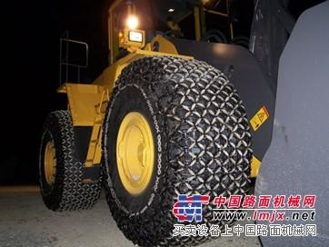 维修供应供应装载机轮胎保护链配件