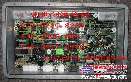 广州专业维修加藤挖掘机电路板