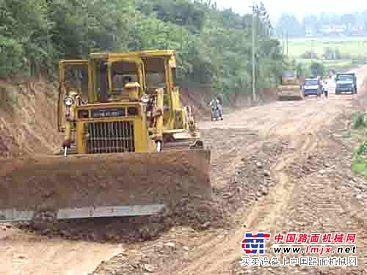 上海长期出租推土机
