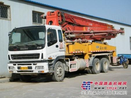 山西出租柴电系列混凝土输送泵、车载泵、汽车泵。