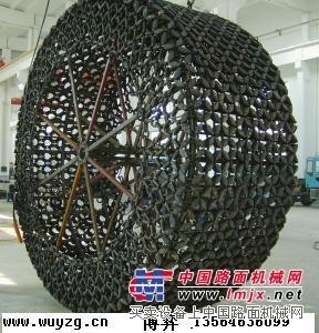 上海轮胎保护链厂,工程机械轮胎防护链