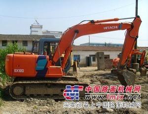 日本原装日立EX120挖掘机(八成新)