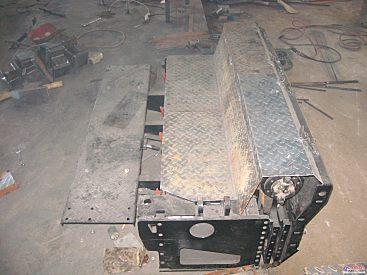 生产各种摊铺机结构件