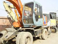 供应浙江二手挖掘机市场,二手小松55挖掘机,二手轮胎挖掘机