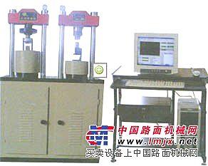 DYE-300S型全自动水泥抗折抗压试验机[路试]
