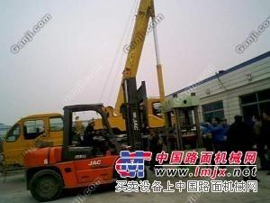 上海浦东新区叉车出租-工厂设备搬迁-吊车出租-货车长短途货运