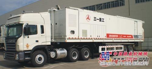 三一型沥青水泥砂浆车SY9300TSJ500多功能