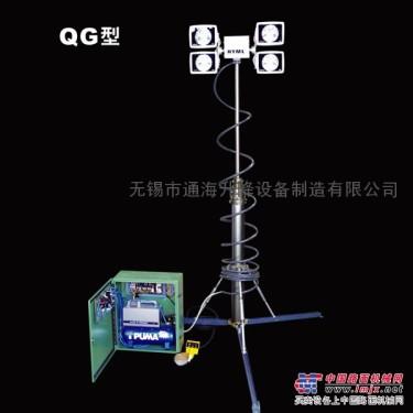 便携式移动应急升降杆,便携式应急升降设备,紧急应用照明升降杆