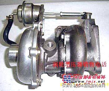 小松WA400轮式装载机涡轮增压器