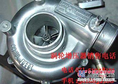 小松WA380/MAX装载机涡轮增压器