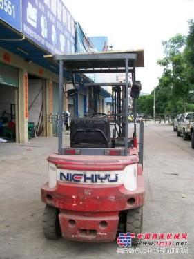 维修NICHIYU力至优电动叉车日产NISSAN电动叉车维修