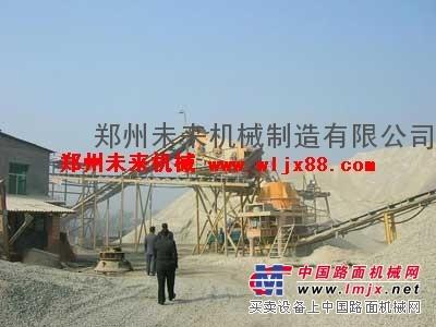 制砂生产线  人工制砂设备