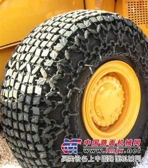 供应钢厂专用加密型17.5-25轮胎防护链的价格