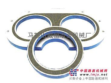 泵车配件-眼镜板-切割环
