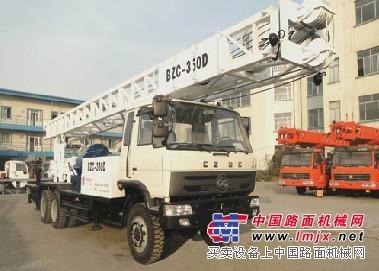 供应BZC-350D车载式水井钻机