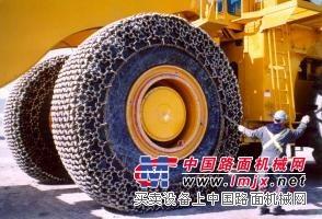 供应小型装载机轮胎保护链/异型轮胎保护链/铲车保护链