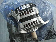 柳工CA150D挖掘机B3.3发动机,发电机