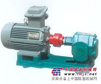 供应ZYB型硬齿面渣油泵|齿轮油泵