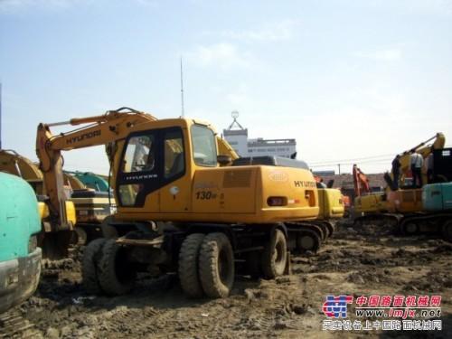 供应二手挖掘机大中小型轮式挖掘机