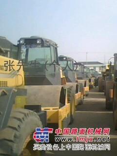 上海二手工程机械市场,浙江二手18吨21吨徐工光轮压路机