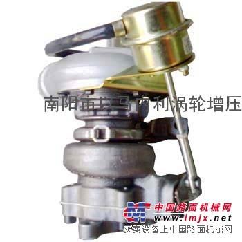 中兴皮卡JP403江苏四达柴油机涡轮增压器