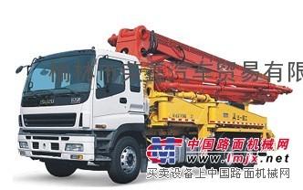 出租37-46米混凝土输送泵车