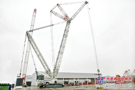 出租50-1000吨履带吊 履带吊租赁 吊机出租