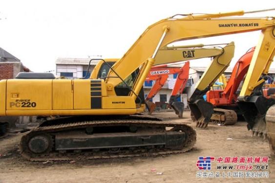 西安二手挖掘机出售--咸宁二手装载机系列