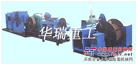 供应卧式集成四联轧两用生产设备