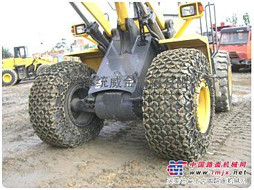 山工60型装载机轮胎保护链