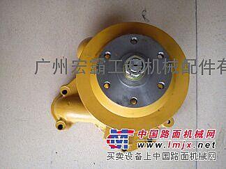 低价销售日本小松推土机4D105-5发动机水泵