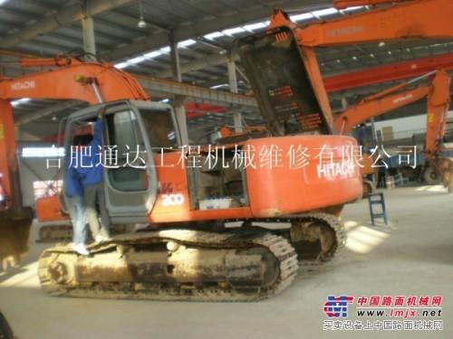 合肥日立挖掘机修理厂