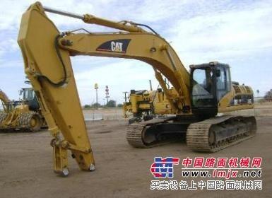 鹤岗二手挖掘机卡特330c低价销售