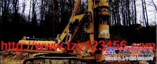 维修三一旋挖钻机齿轮泵配件