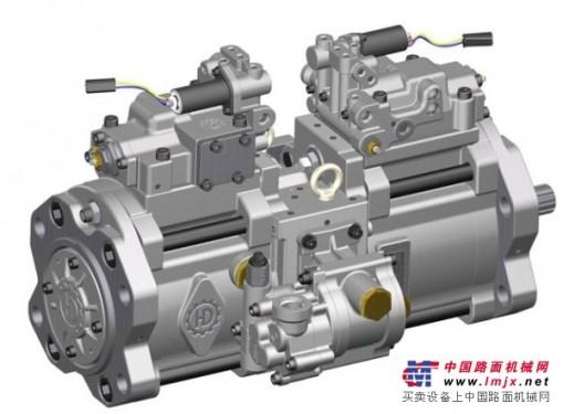 MC900T提梁机力士乐液压泵配件维修