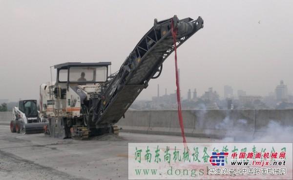 东尚机械租赁长期出租铣刨机,滑移清扫车
