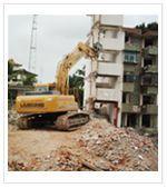 供应上海长期低价出租各种型号的挖掘机,破碎锤,压路机