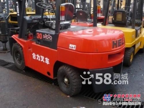 上海虹口区叉车回收、回收堆高车、电瓶叉车回收买卖
