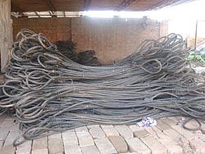 供应钢丝绳套子