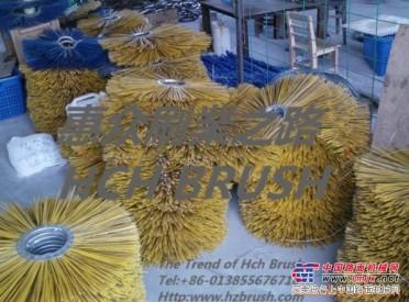 供应新疆扫雪车毛刷,清扫车毛刷,扫雪刷,毛刷,环卫刷