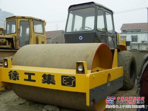 出租徐工单钢轮压路机20吨,22吨,26吨