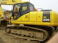 银川二手挖掘机-二手小松挖掘机-二手200挖掘机